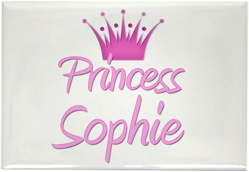 """CafePress Princess Sophie Rectangle Magnet, 2""""x3"""" Refrigerator Magnet"""