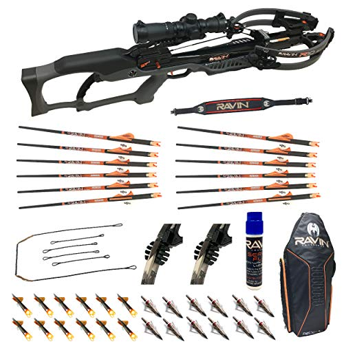 Ravin R10 Crossbow Package R011, Gunmetal Grey