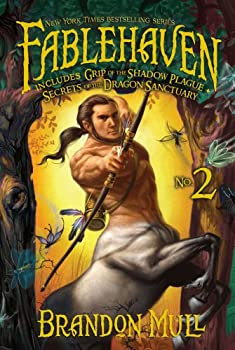 Fablehaven No. 2: Grip of the Shadow Plague; Secrets of the Dragon Sanctuary 144242866X Book Cover