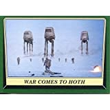 Star Wars Rogue One Mission Briefing Green Base Card #69 War comes to Hoth