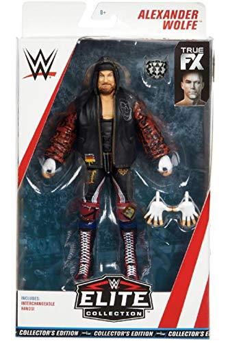 WWE Elite Figure Alexander Wolfe (Wwe Ringside Relics)