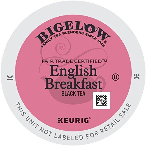 (Bigelow English Breakfast Tea K-Cup for Keurig Brewers, 96 Count)