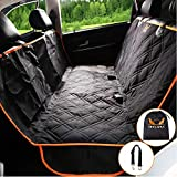 Pets Apex Dog Car Seat Covers - Extra Durable Heavy Duty Pet Seat Cover with Mesh Window - 100% Waterproof