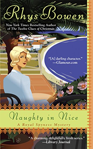 Naughty In Nice (The Royal Spyness Series Book 5)]()