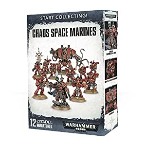 Start Collecting! Space Marines Warhammer 40,000