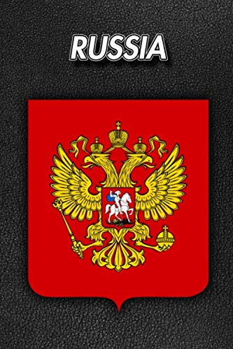 - Russia: Coat of Arms | 2020 Weekly Calendar | 12 Months | 107 pages 6 x 9 in. | Planner | Diary | Organizer | Agenda | Appointment | Half Spread Blank Pages