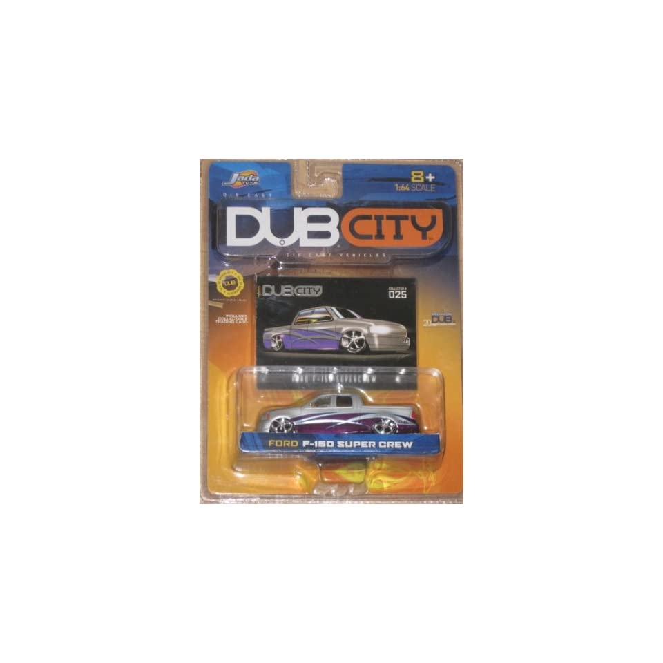 Jada Dub City 164 FORD F 150 SUPER CREW