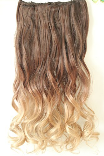 Extensions Ombre Blonde Chocolate blonde