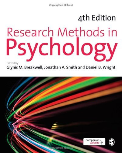 Research Methods in Psychology (Fourth Edition) (2012-05-30) [Paperback] ebook