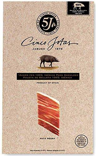 5J: Paleta Iberico De Bellota - Sliced Ham