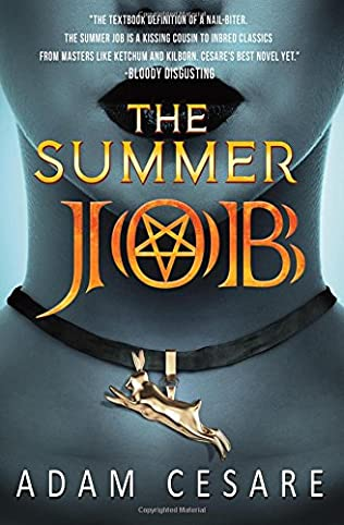 book cover of The Summer Job