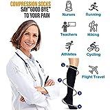 Compression Socks,(7pair) for Women & Men - Best