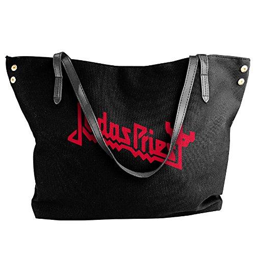 Judas Priest Logo Handbag Shoulder Bag For (Judas Costume)