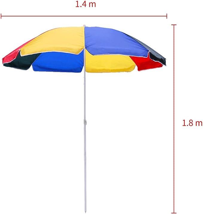 mildily Regenschirmanker , Sonnenschirm Sandanker Hochleistungs-Bodenankerst/änder