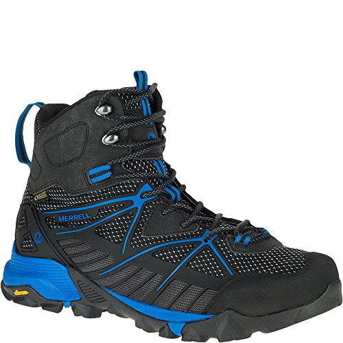 Men's Surround Capra Venture Merrell tex Boot Black Gore Mid 5n0xaXda6