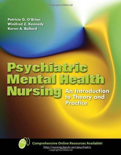 Librarika Psychiatric Mental Health Nursing An Introduction To