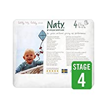 Naty Size 4 Nappy Pants 22 per pack