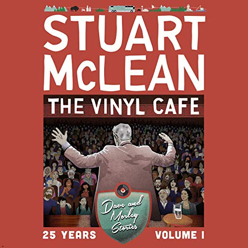 Vinyl Cafe 25 Years Vol. I: Dave and Morley Stories  4CD