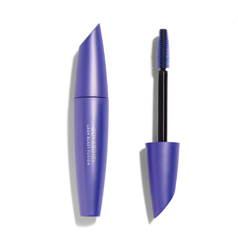 3fd818cfc5b Amazon.com : COVERGIRL LashBlast Fusion Mascara Very Black 860, .44 ...