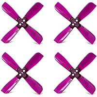 New 20PCS 2035 2035BNF 2X3.5X4 4 Blade 1.5mm Mounting Hole CW CCW Racing Propeller,Nacome