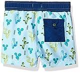 Mud Pie Boys' Baby Cactus Swim Trunks Swimwear