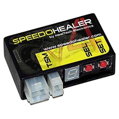 Speedohealer Calibrator V4.0 Yamaha I: Automotive