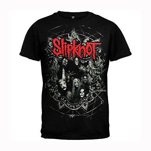 Slipknot - Star Crest T-Shirt Size L (Slipknot Chris)
