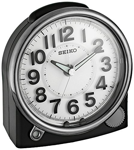 Seiko Alarm Clock (Model: QHE143JLH)