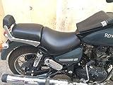 Sahara Royal Enfield/Thunderbird/Seat Cover/Black