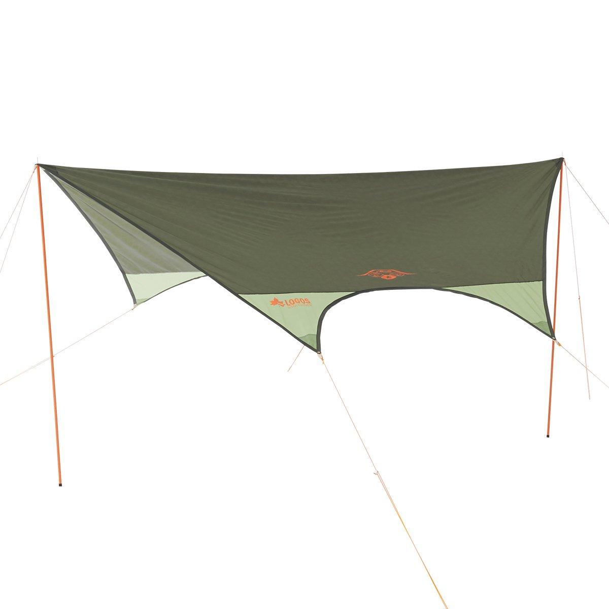 ロゴス(LOGOS) タープ neos ドームFITヘキサ 4443-N ヘキサゴン型 耐風性 UVカット加工 B00HYTEISK