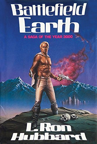 Battlefield Earth First Edition (1st Edition) , New York Times Best Seller by L. Ron Hubbard (1982-10-15)