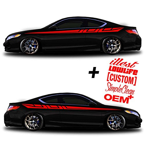 Side Vinyl Graphics Car Amazoncom - Custom vinyl graphics for cars