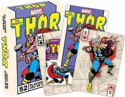 El poderoso de Thor de Marvel Retro juego de cartas por ...