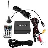 Best Car Tv Antennas - Car Digital TV receiver, Keenso Car Mobile DVD Review