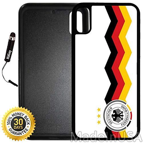 Amazon Com Custom Iphone X Xs Case Germany Fussball Bund