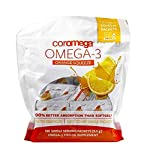 Coromega – Omega-3 Squeeze Orange – 120 Packet(s) Review