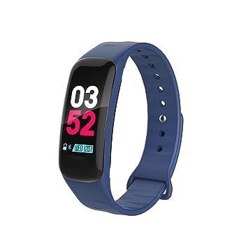 IrahdBowen Smart Pulsera Smart Reloj de Pulsera Bluetooth Fitness Tracker Sport Band Dormir Monitor Resistente al Agua Pulsómetro: Amazon.es: Electrónica