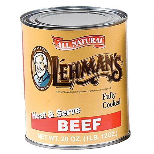 kirkland roast beef canned - 9