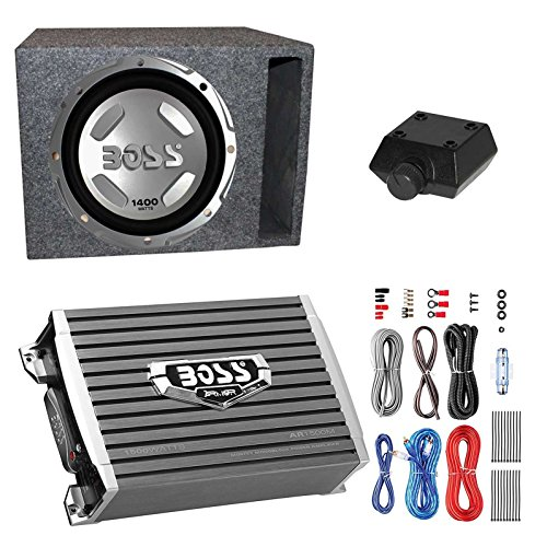 subwoofer package with amp boss buyer's guide