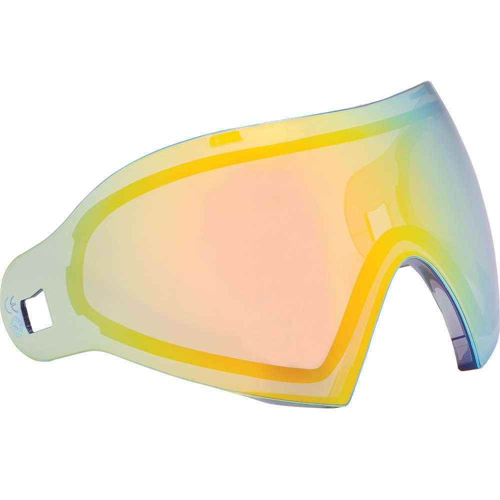 Dye Paintball i4/i5 Goggle Thermal Replacement Lens (Dyetanium Northern Lights) by Dye