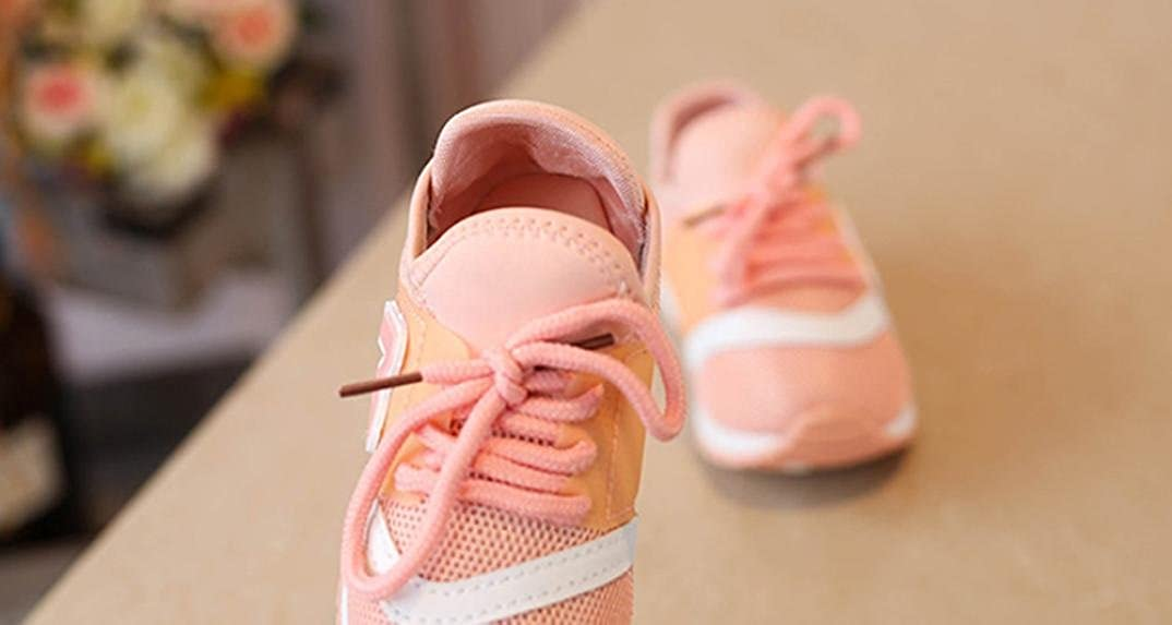 FORESTIME Baby Kids Sport Running Baby Shoes Boys Girls Letter Mesh Shoes Sneakers