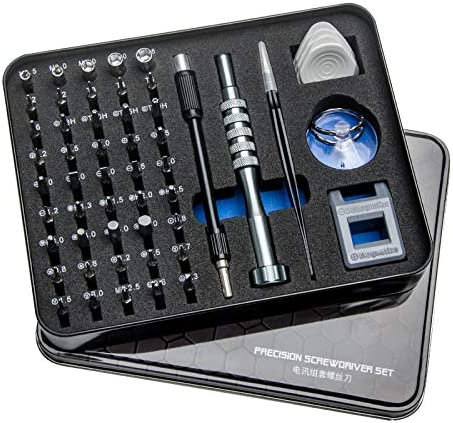 Screwdriver Set 55 in 1 Bit Set Multifunctional Screwdriver Mobile Phone Tablet Pc Repair Tool Kit