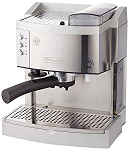 Amazon.com: DeLonghi Bomba EC750 Espresso Coffee Maker, 220 ...