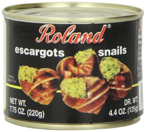 Roland Very Large Escargot Snails, 7.75-ounce Can