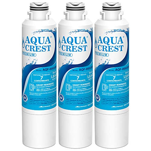 AQUACREST DA29-00020B Refrigerator Water Filter, NSF