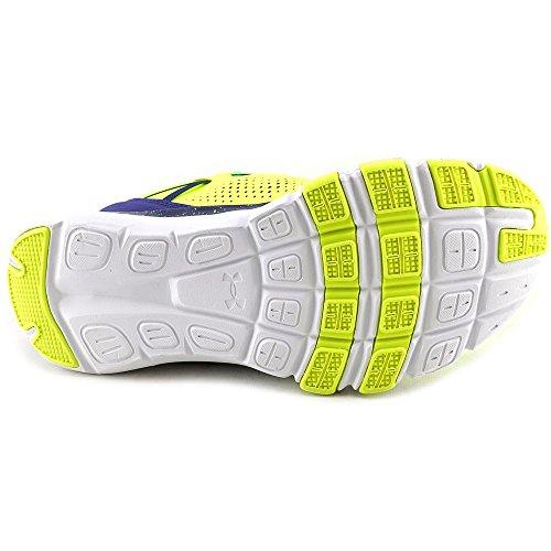 Under Armour UA W Micro G Limitless TR - zapatillas deportivas de material sintético mujer amarillo - Gelb (HVY 731)