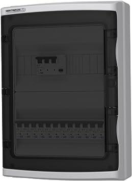 HI – Distribuidor de corriente S/FI IP65 Caja de distribución para entornos húmedos Distribución de Doctor V 9122: Amazon.es: Bricolaje y herramientas