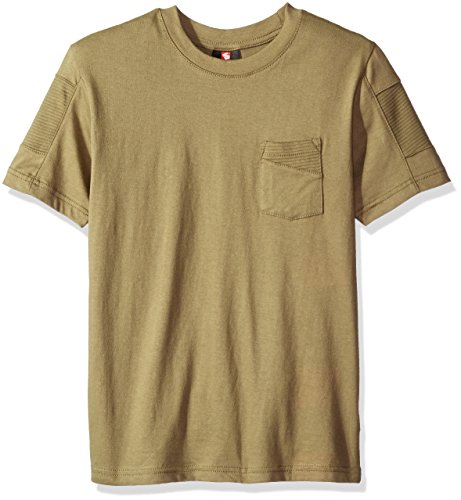 Southpole Short Sleeve Details Sleeves