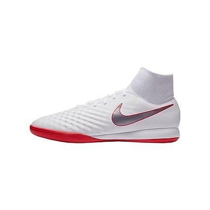 abd1104921f62 Amazon.com : Nike Magistax Obra II Academy DF IC Indoor Soccer Shoe ...