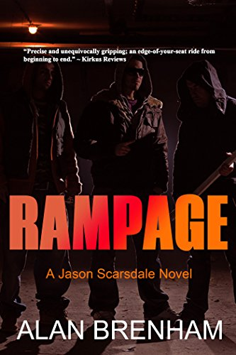 Rampage by Alan Brenham ebook deal